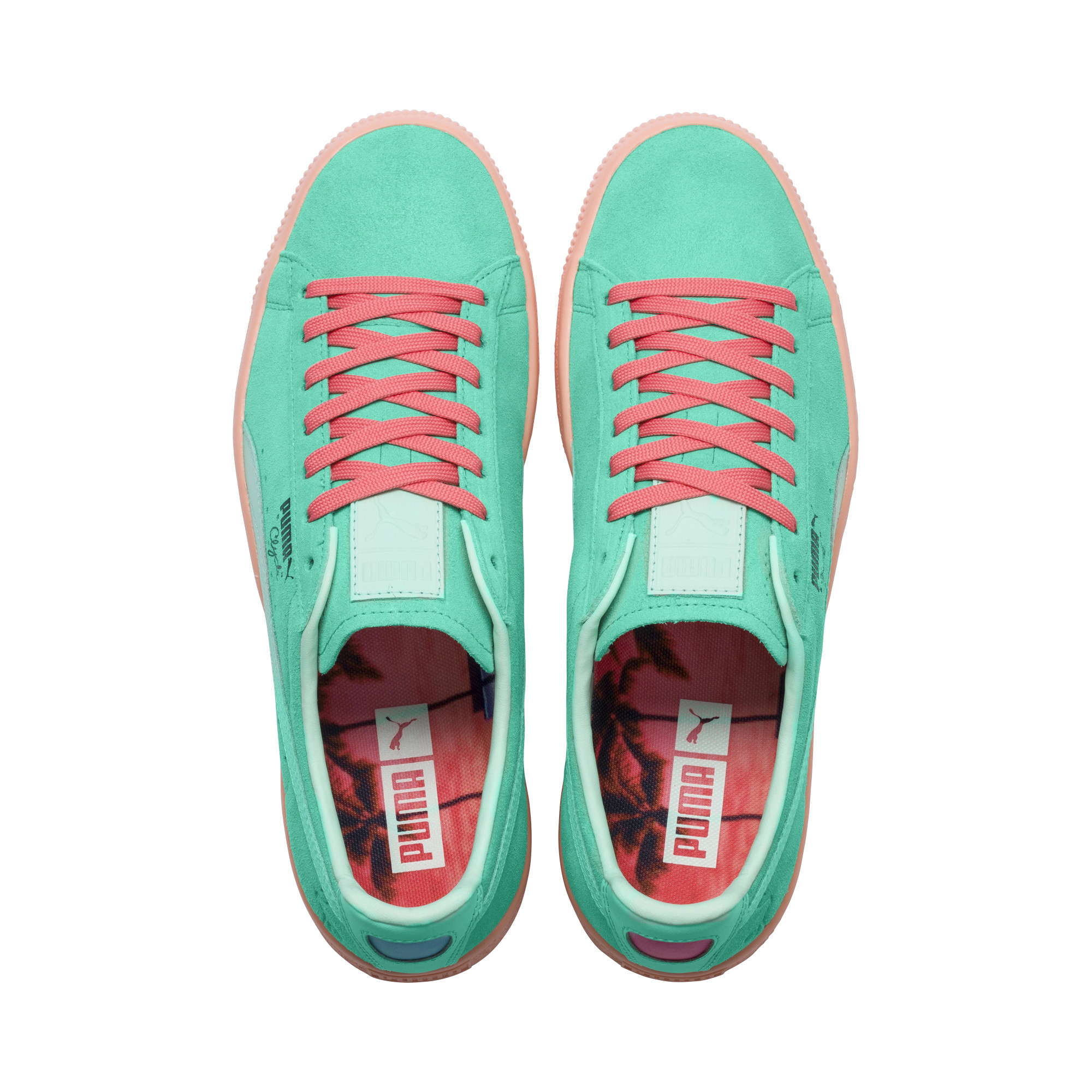 Image Puma Clyde South Beach Sneakers #6