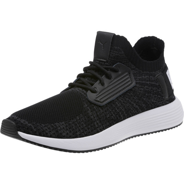 Uprise Knit Men's Sneakers, 01, large