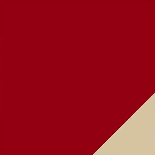 Ribbon Red-Metallic Gold