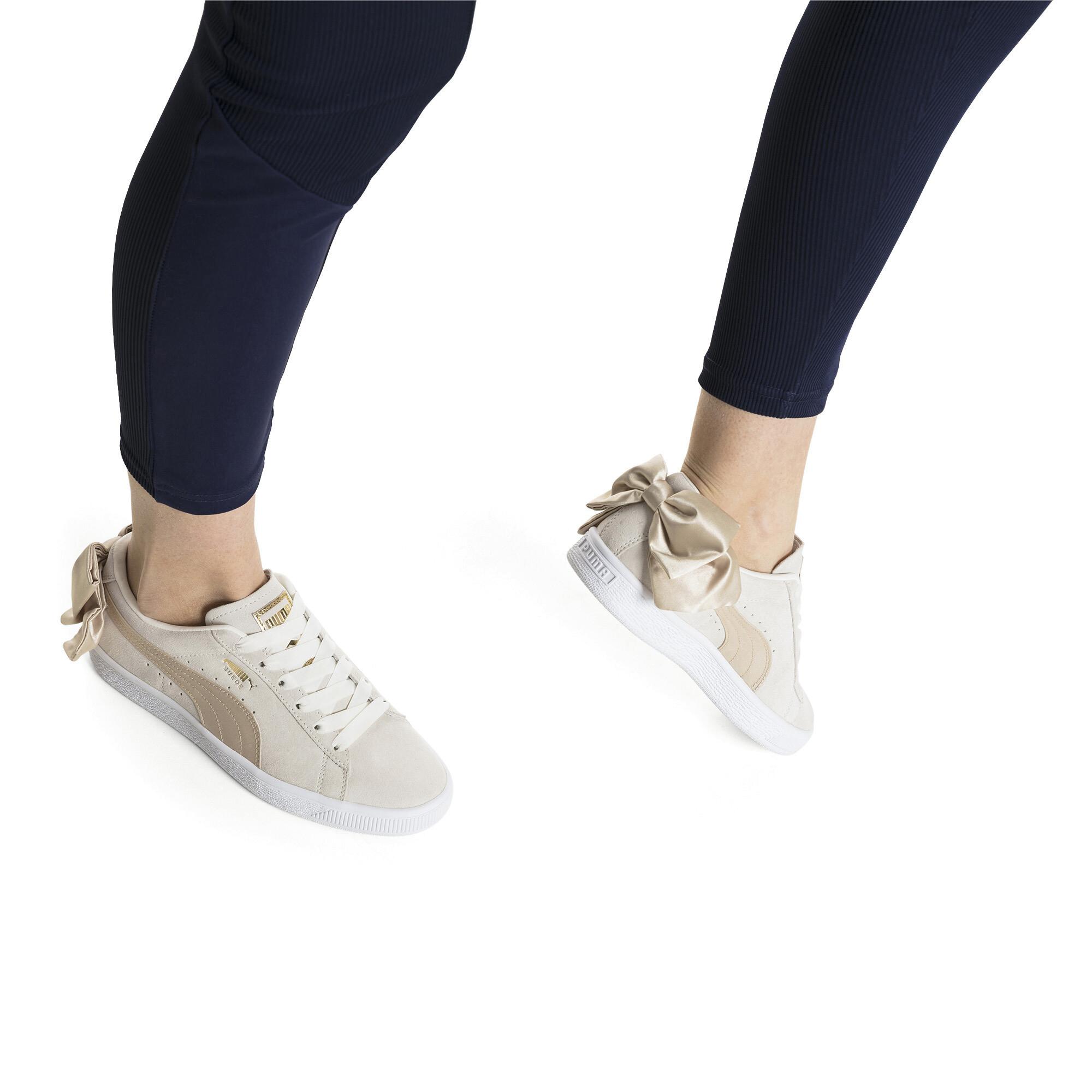 Details zu PUMA Suede Bow Varsity Damen Sneaker Frauen Schuhe Sport Classics Neu