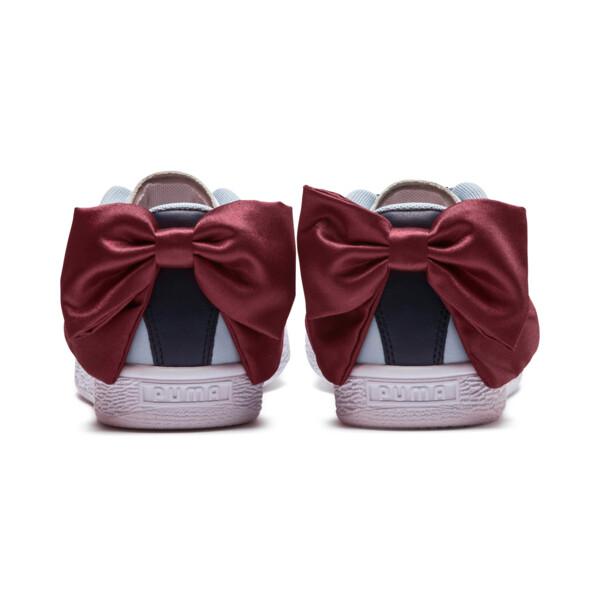 Basket Bow New School Women's Sneakers, 02, large