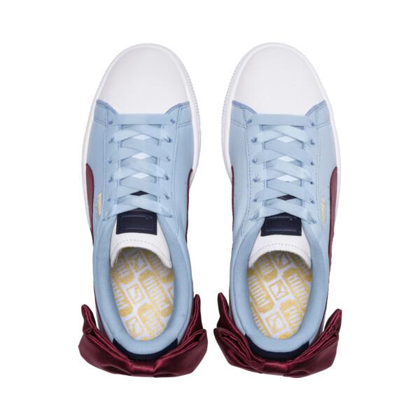 0d97fa7629 Basket Bow New School Women's Sneakers