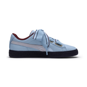 Thumbnail 5 of Basket Heart New School Women's Trainers, CERULEAN-CERULEAN, medium