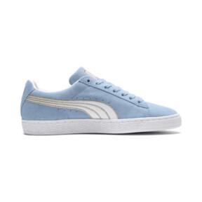Thumbnail 5 of Suede Varsity Women's Sneakers, CERULEAN-Puma White, medium
