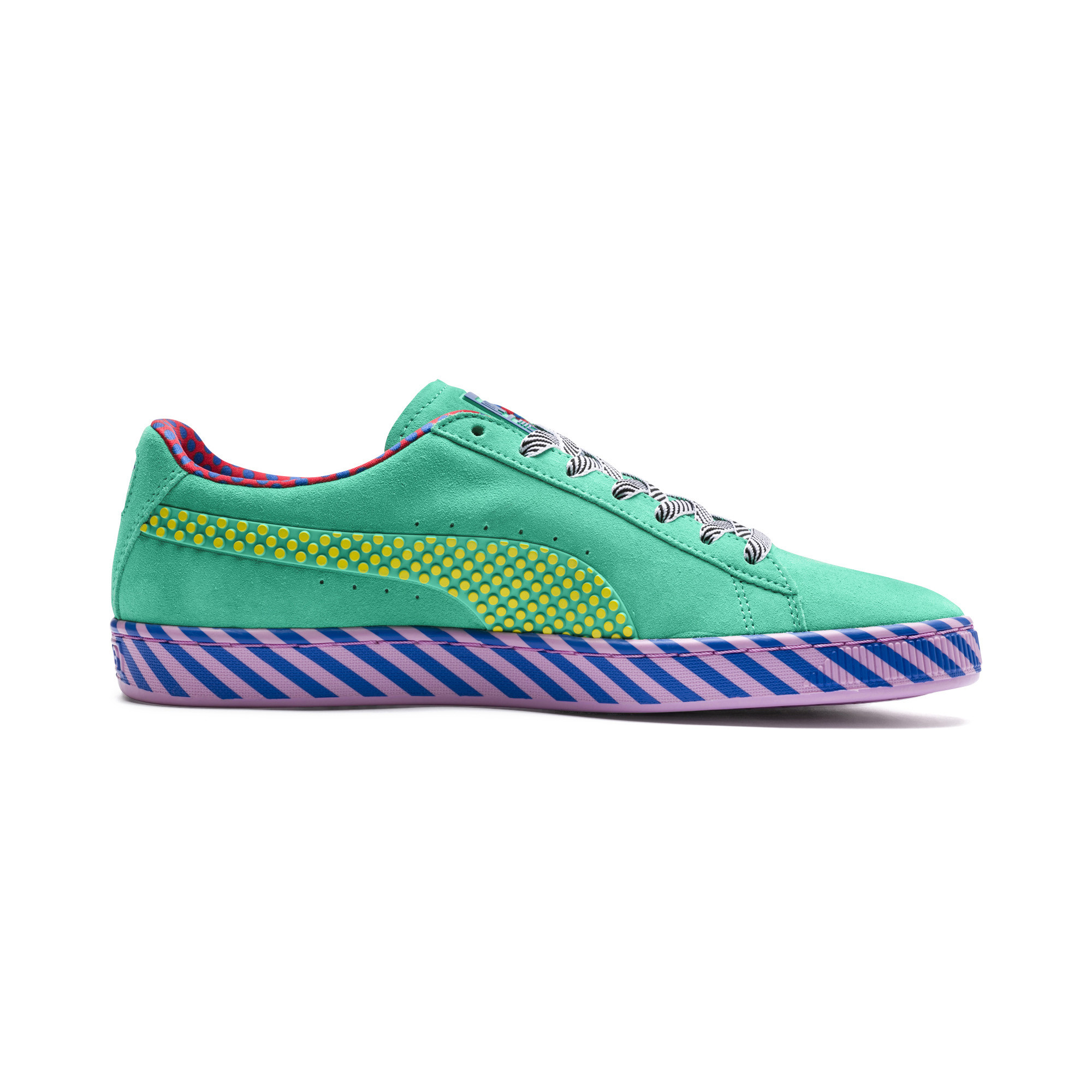 Image Puma Suede Classic Pop Culture Sneakers #5