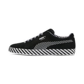 Thumbnail 1 of Suede Classic Pop Culture Trainers, Puma Black-Puma White, medium