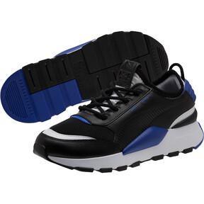 Thumbnail 2 of RS-0 SOUND Sneakers JR, Black-Black-White, medium