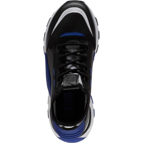RS-0 SOUND Sneakers JR, Black-Black-White, large