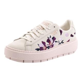 Görüntü Puma Suede Platform Trace Flowery Kadın Ayakkabı