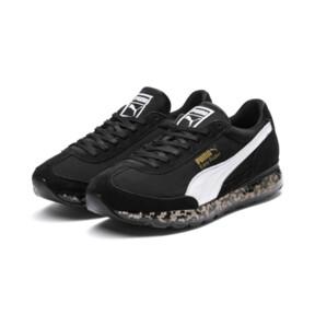 Thumbnail 2 of Jamming Easy Rider Running Shoes, Puma Black-Puma White, medium