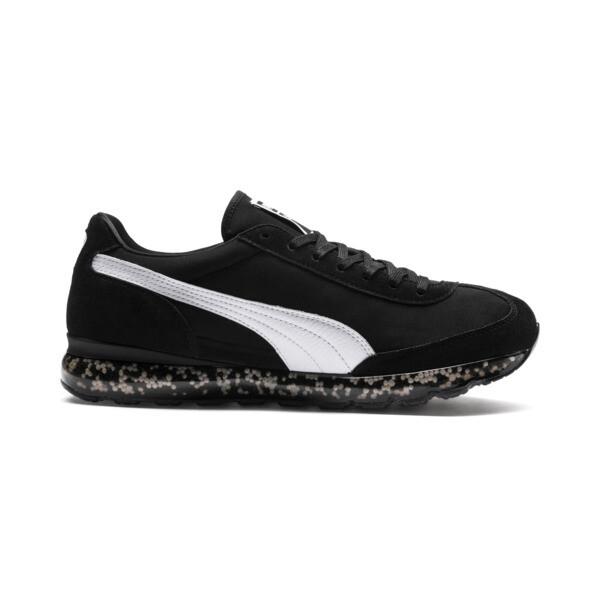 Jamming Easy Rider Running Shoes, Puma Black-Puma White, large