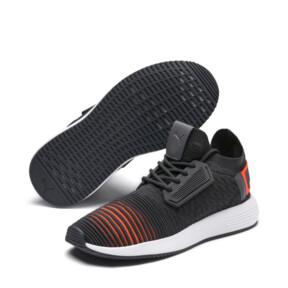 Thumbnail 2 of Uprise Color Shift JR  Sneakers, Iron Gate-Orange-White, medium