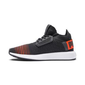 Thumbnail 1 of Uprise Color Shift JR  Sneakers, Iron Gate-Orange-White, medium