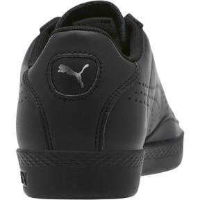 Thumbnail 4 of Match 74 Women's Sneakers, Puma Black-Puma Silver, medium
