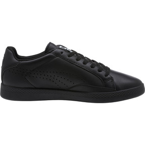 Thumbnail 3 of Match 74 Women's Sneakers, Puma Black-Puma Silver, medium