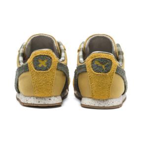 Thumbnail 4 of PUMA X TINYCOTTONS Roma Infant Sneakers, Arrowwood-Thyme-White, medium