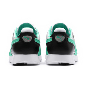 Thumbnail 4 of RS-100 Re-Invention Trainers, GrayViolet-BiscayGreen-White, medium
