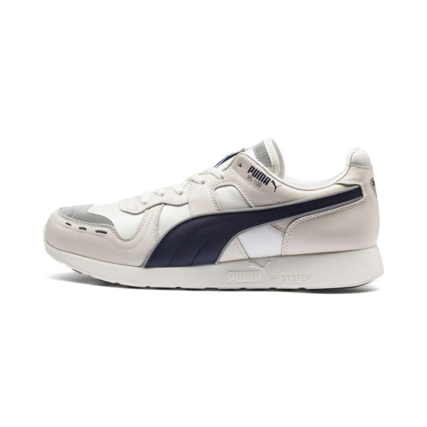 RS-100 PC Sneakers, VaporousGray-Peacoat-StarWht, large