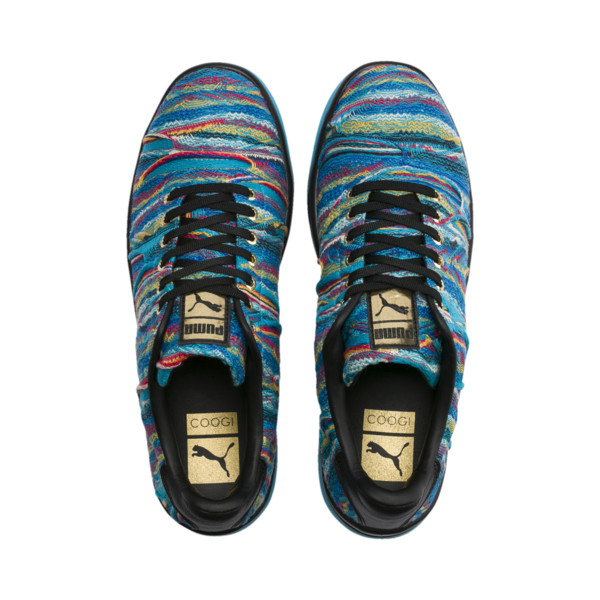 Zapatillas PUMA x COOGI California Multi, Blue Atoll-Puma Black, grande