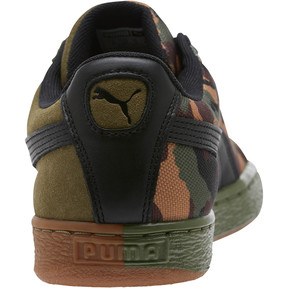 Thumbnail 4 of Suede SP Sneakers, Burnt Olive-Puma Black, medium