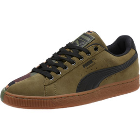 Thumbnail 1 of Suede SP Sneakers, Burnt Olive-Puma Black, medium