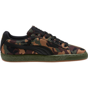 Thumbnail 3 of Suede SP Sneakers, Burnt Olive-Puma Black, medium