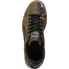 Thumbnail 5 of Suede SP Sneakers, Burnt Olive-Puma Black, medium