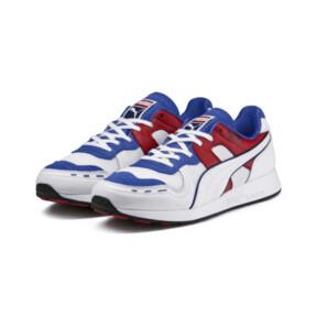 Thumbnail 2 of RS-100 Sound Men's Sneakers, Dazzlin Blu-HghRiskRed-White, medium