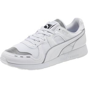 Thumbnail 1 of RS-100 Optic Men's Sneakers, P White-P Silver-Puma White, medium