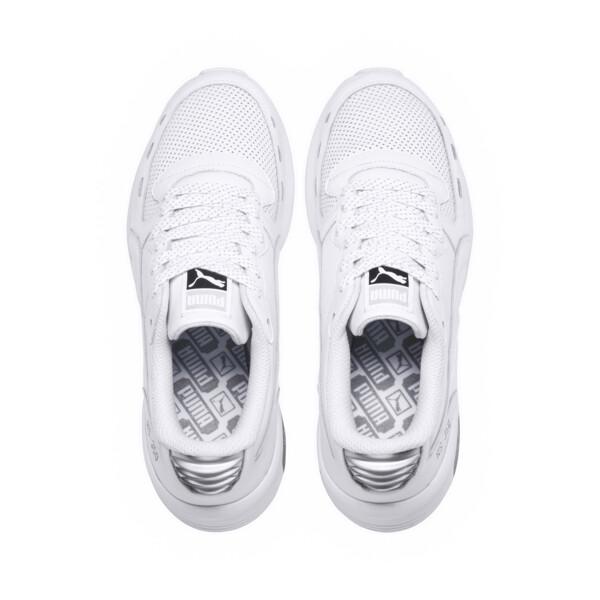 RS-350 Optic Sneaker, P White-P White-P White, large