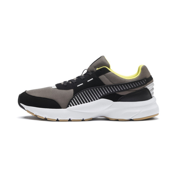 Future Runner, Charcoal Gray-P.Blk-P. Wht, large