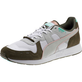 Thumbnail 5 of PUMA x Emory Jones RS-100 Sneakers, Puma White-Forest Night, medium