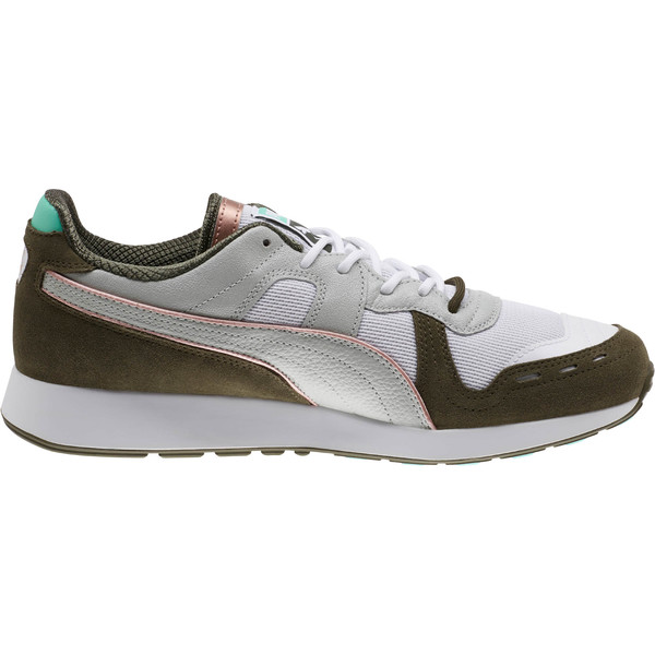 PUMA x Emory Jones RS-100 Sneakers, Puma White-Forest Night, large