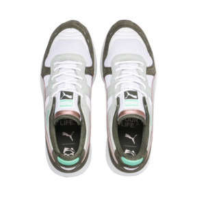 Thumbnail 6 of PUMA x Emory Jones RS-100 Sneakers, Puma White-Forest Night, medium