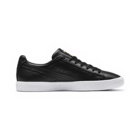 Thumbnail 5 of PUMA x TYAKASHA Clyde Sneakers, Puma Black, medium