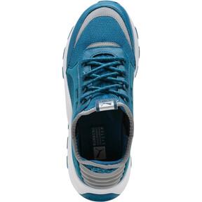 Thumbnail 5 of RS-0 Optic Pop Women's Sneakers, Corsair-Puma White, medium