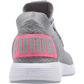 Thumbnail 4 of Uprise Color Shift Women's Sneakers, Quarry-KNOCKOUT PINK-White, medium