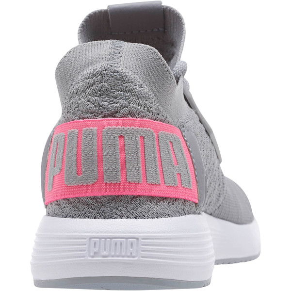 Uprise Color Shift Women's Sneakers, Quarry-KNOCKOUT PINK-White, large