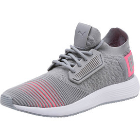 Thumbnail 1 of Uprise Color Shift Women's Sneakers, Quarry-KNOCKOUT PINK-White, medium