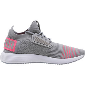 Thumbnail 3 of Uprise Color Shift Women's Sneakers, Quarry-KNOCKOUT PINK-White, medium