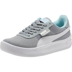 Thumbnail 1 of California Casual Sneakers JR, Quarry-Puma White- Gold, medium