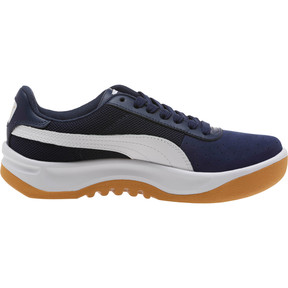 Thumbnail 3 of California Casual Sneakers JR, Peacoat-Puma White- Gold, medium