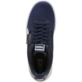 Thumbnail 5 of California Casual Sneakers JR, Peacoat-Puma White- Gold, medium