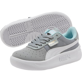 Thumbnail 2 of California Casual Sneakers PS, Quarry-Puma White- Gold, medium