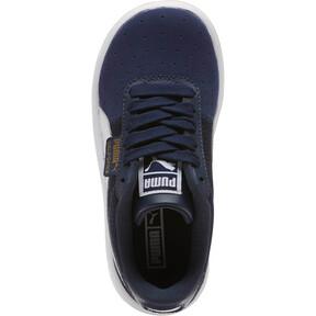 Thumbnail 5 of California Casual Sneakers PS, Peacoat-Puma White- Gold, medium