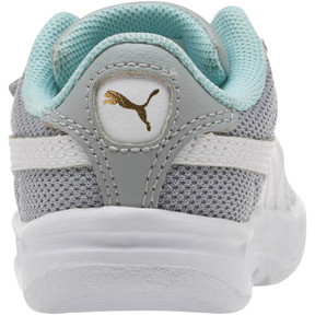 Thumbnail 4 of California Casual Sneakers INF, Quarry-Puma White-Gold, medium
