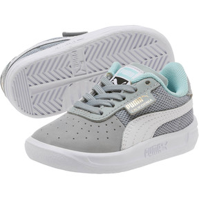 Thumbnail 2 of California Casual Sneakers INF, Quarry-Puma White-Gold, medium