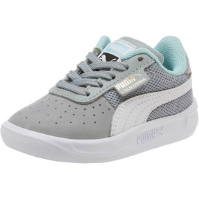 Thumbnail 1 of California Casual Sneakers INF, Quarry-Puma White-Gold, medium