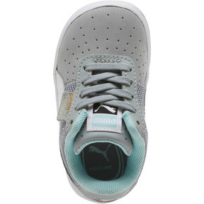 Thumbnail 5 of California Casual Sneakers INF, Quarry-Puma White-Gold, medium