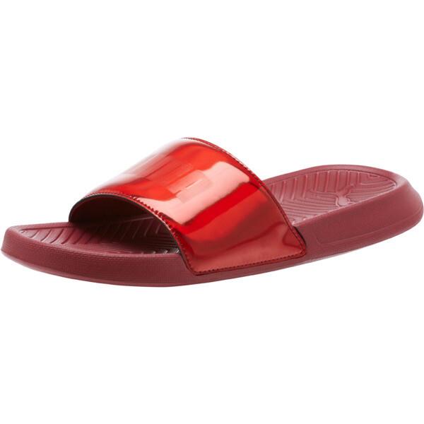 a76df1109 Sandalias Slide Popcat Chrome para mujer